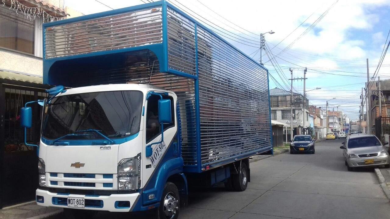 empresas de transporte de carga
