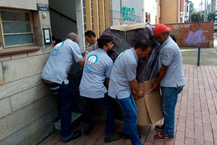 Mudanzas en Bogotá - Mudanzas Atlas